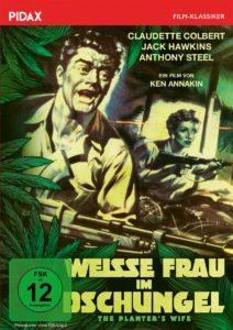 The Planter's Wife Weiße Frau im Dschungel