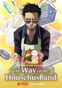 Yakuza Goes Hausmann The Way of the Househusband Gokushufudo Netflix