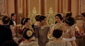 El baile de los 41 Der Ball der 41 Netflix