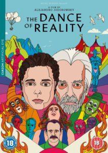 La danza de la realidad The Dance of Reality