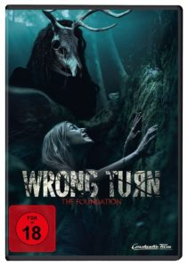 Wrong Turn 2021 The Foundation