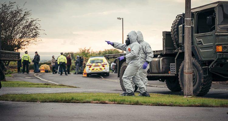 The Salisbury Poisonings Der Giftanschlag von Salisbury