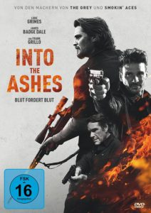 Into the Ashes Blut fordert Blut