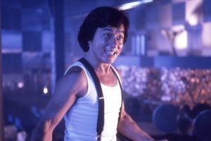 City Hunter Jackie Chan