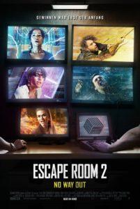 Escape Room 2 No Way Out