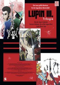 Lupin III Fujiko Specials