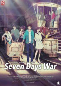 Bokura no Nanoka-kan Sensou Seven Days War