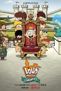 Willkommen bei den Louds Der Film The Loud House Netflix