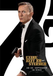 James Bond 007 Keine Zeit zu sterben