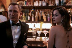 James Bond 007 Keine Zeit zu sterben Frontpage No Time to Die