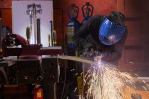 Metal Shop Masters Metallkunst Showdown am Schweißgerät Netflix