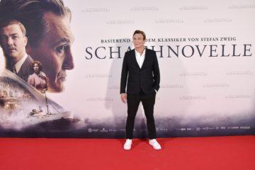 Schachnovelle Oliver Masucci Interview