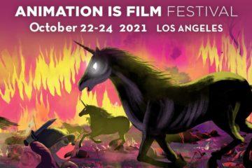 Animation Is Film 2021