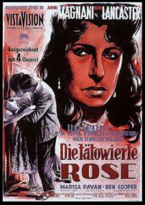 The Rose Tattoo Die tätowierte Rose